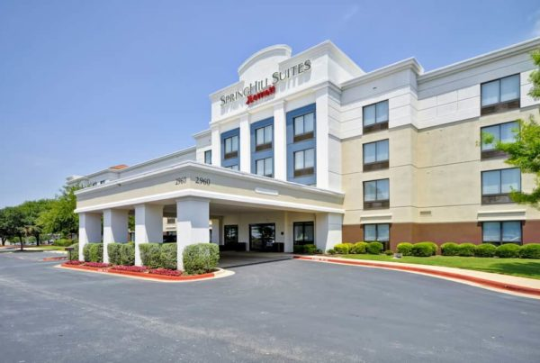 Legionnaires' disease has been reported at SpringHill Suites in Round Rock, Texas.