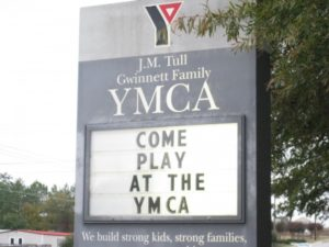 Lawrenceville, GA, YMCA