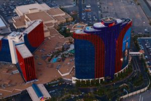 The first lawsuit was filed against the Rio Hotel and Casino in this summer's Las Vegas Legionnaires' disease outbreak.