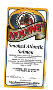 Listeria recalls: Nodine's Smokehouse smoked salmon