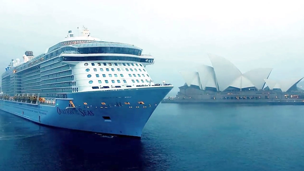 Royal Caribbean Foodborne Illness Outbreaks Sicken More