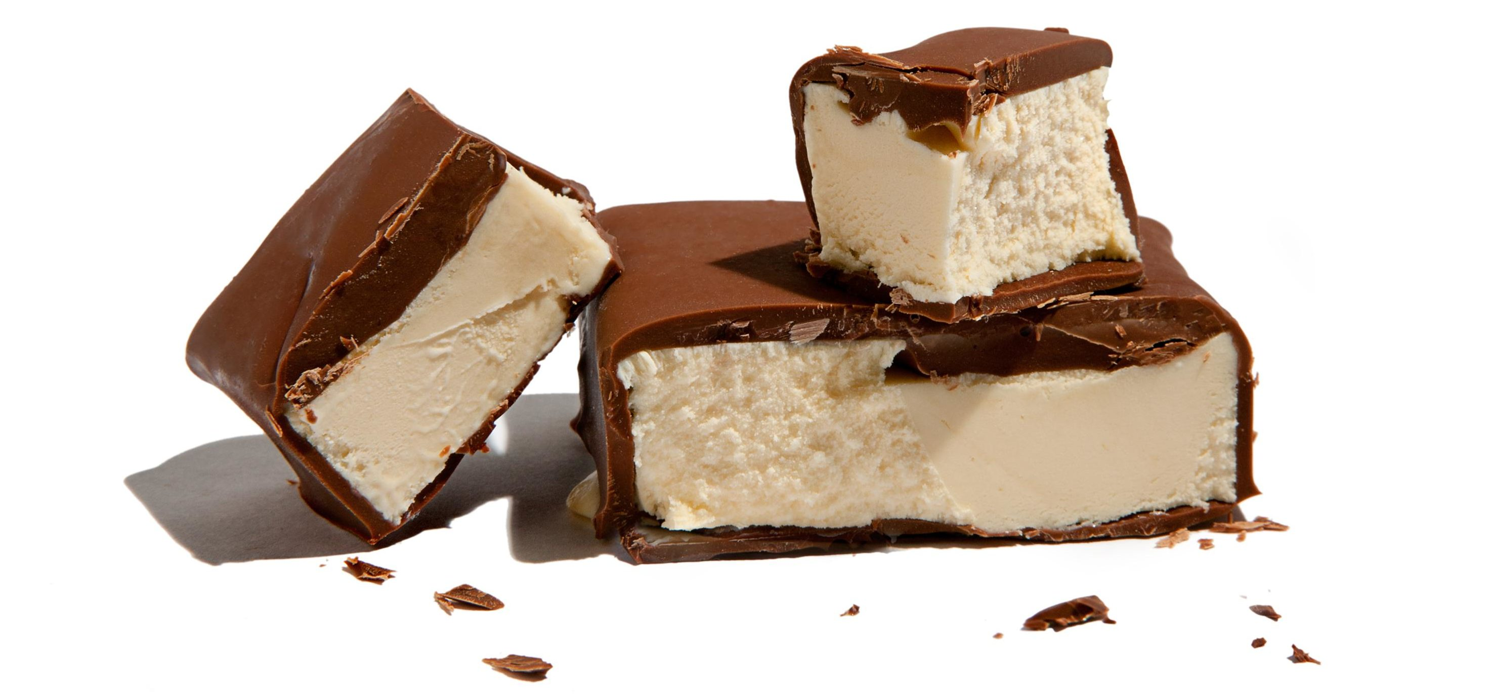 Ice cream bars recalled