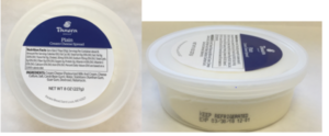 Panera Bread cream cheese recalled