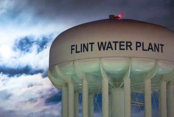 Flint water crisis persists