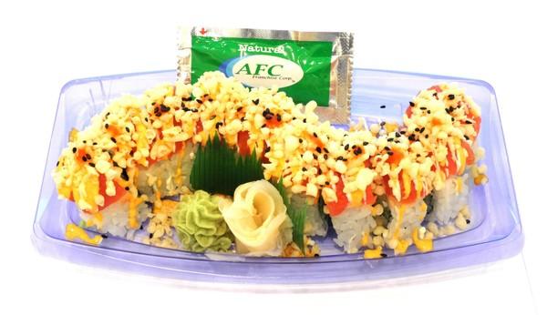 Sushi recall