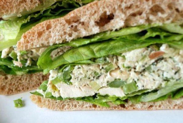 Fareway chicken salad