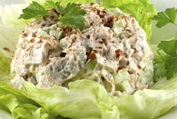 contaminated chicken salad