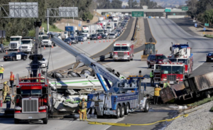 highway collision