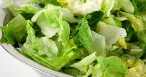 contaminated romaine lettuce