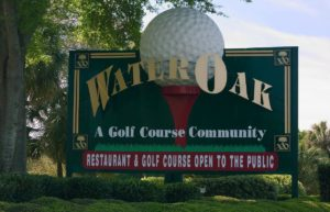 Water Oak Legionnaires' disease outbreak