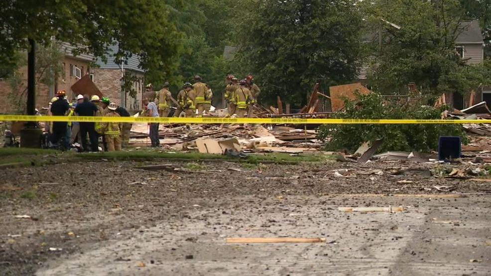 Two in critical condition after Columbus home explosion