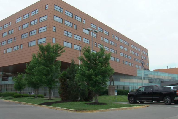 Two veterans contract Legionnaires' after visiting Ohio V.A. clinic