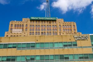 Legionella found in multiple locations at Wayne State