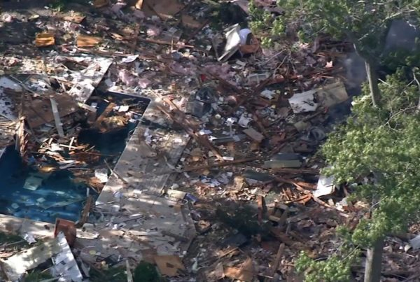 New Jersey home explosion claims the lives of husband, wife