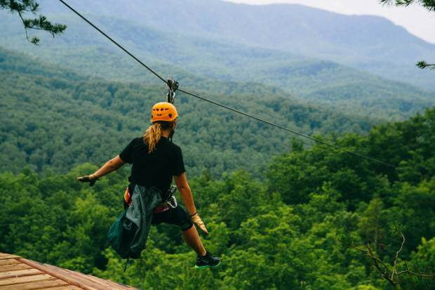 Almost 550 ill with E. coli after visiting CLIMB Works zip line in TN
