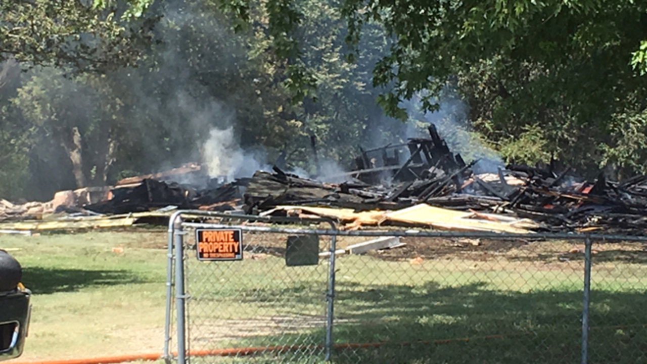 Mulvane explosion injures two men; GoFundMe page established