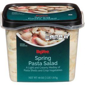 Hy-Vee Spring Pasta Salad