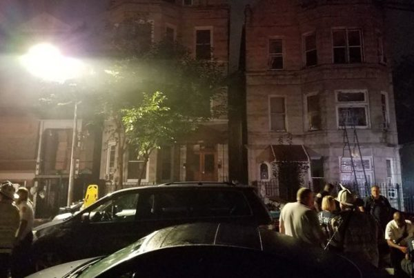 Fire kills 10 children asleep at slumber party in Chicago's Little Village neighborhood