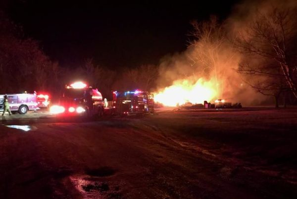 Rural Wahpeton gas explosion kills 1, injures 2