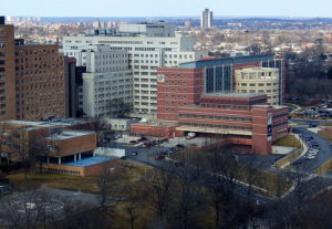 Bronx hospital water supply shows Legionella