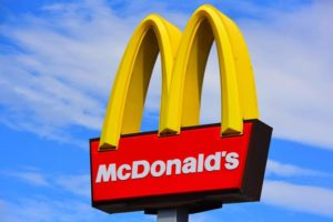 McDonald's Cyclospora outbreak nears 400 victims