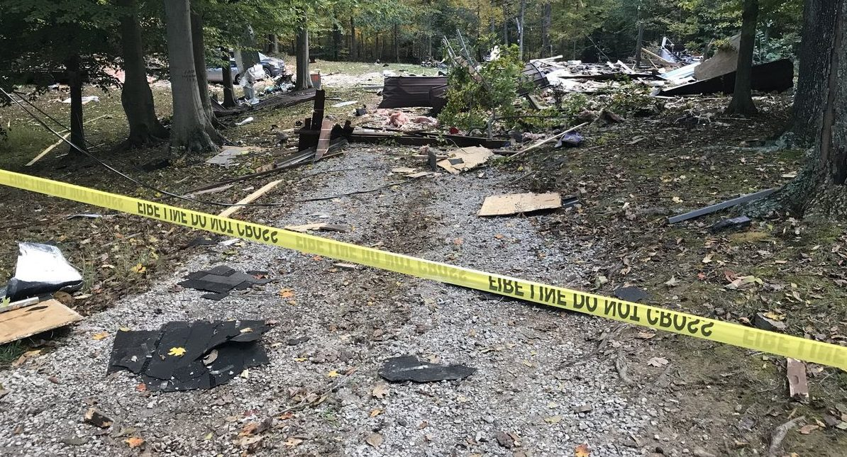 One dead, two injured in Kentucky home explosion