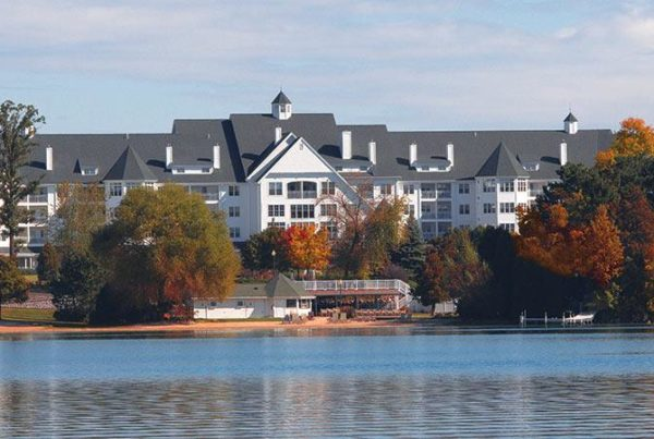 Four contract Legionnaires after stay at The Osthoff Resort