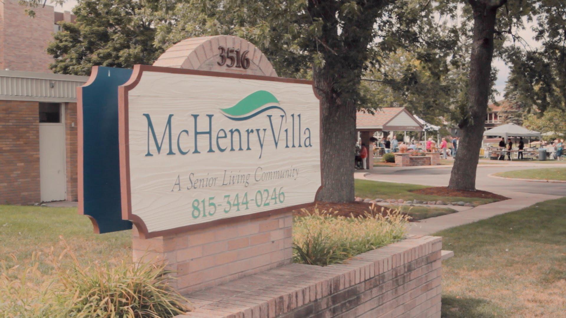 McHenry Villa, Warren Barr report Legionnaires