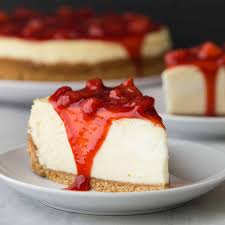 Hy-Vee cheesecake recall affects 16 varieties