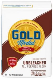 Gold Medal flour recalled; could have Salmonella