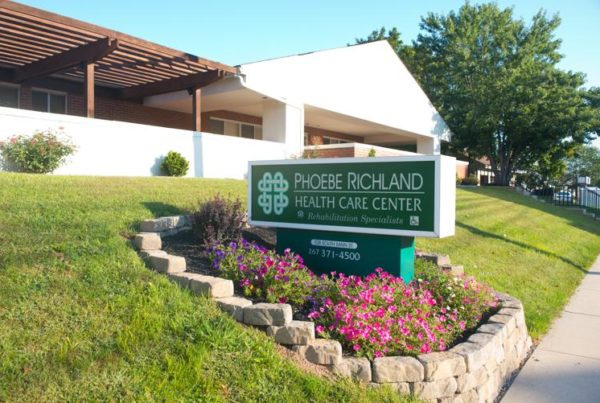 Phoebe Richland Legionnaires outbreak results in death