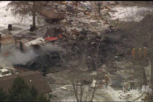 Hampton home explosion results in death