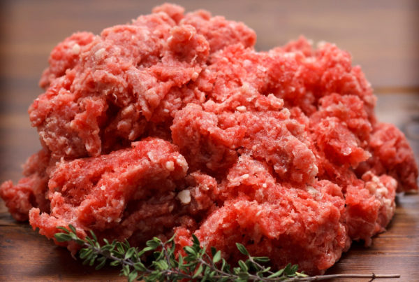 Ground beef Salmonella outbreak over, but CDC warns consumers to check freezers