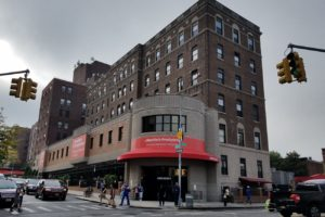 Water restrictions continue at Brooklyn hospital