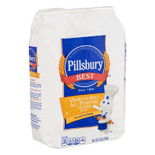 Pillsbury flour recalled for Salmonella fears