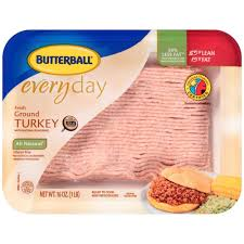 Butterball ground turkey linked to Salmonella outbreak