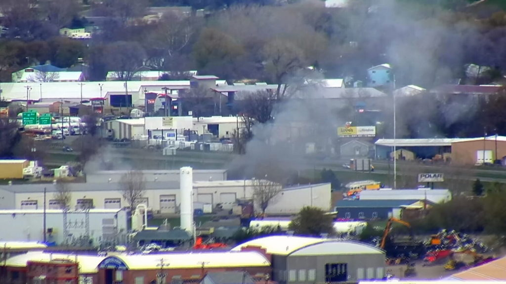 Lockwood explosion badly burns 2 workers; Buena Vista toll at 3
