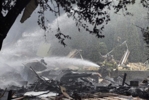 Ridgefield home explosion seriously injures New Jersey homeowner
