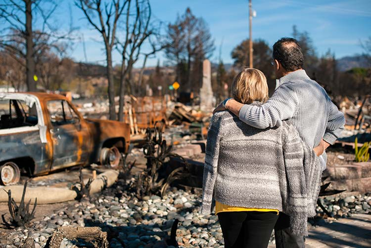 House fire deaths are traumatic for families