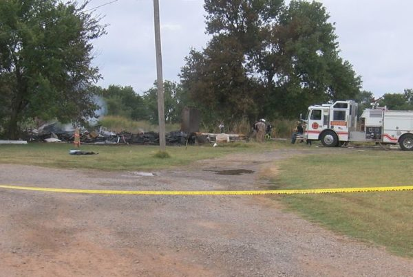 Lawton home explosion kills one; body found in rubble