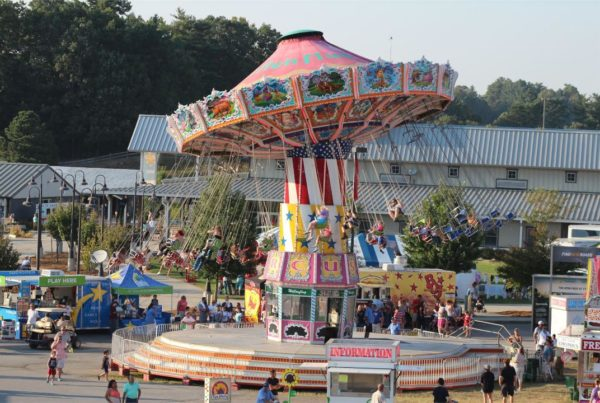 Mountain State Fair Legionnaires outbreak: 9 illnesses, 1 death