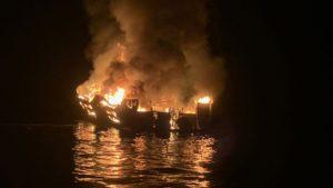 California boat tragedy: 25 dead, 9 still missing