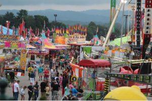 NC Mountain State Fair Legionnaires outbreak: 2nd death confirmed
