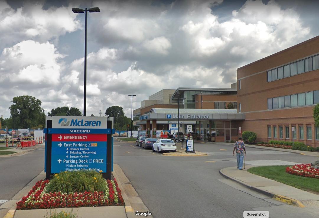 McLaren Macomb outbreak: 7 Legionnaires cases since July