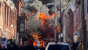 South Philly rowhouse explosion: 'I thought it was an earthquake'