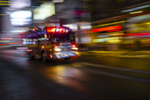 Ocala gas line explosion hospitalizes construction worker