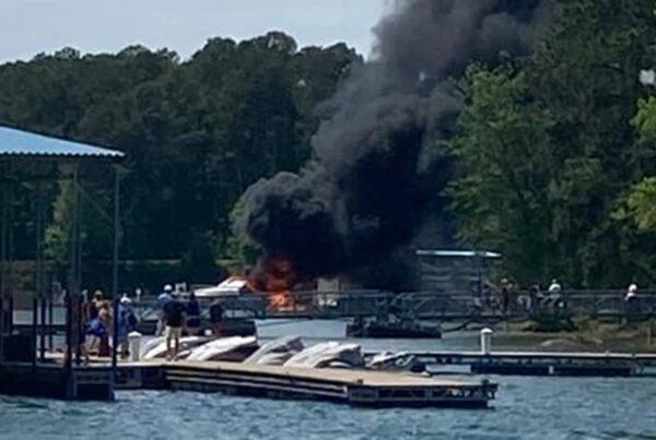 Georgia boat explosion